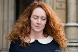 Mana dreapta a lui Rupert Murdoch a fost data in judecata in scandalul interceptarilor ilegale