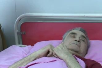 Pe patul de spital, actorul Iurie Darie a aflat ca va primi o stea pe Aleea Celebritatilor
