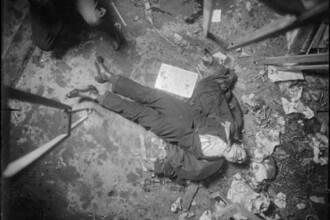 Imagini socante:Mii de fotografii cu executii ale Mafiei din New York,facute publice dupa 100 de ani