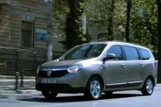 Cati romani incap in noua Dacia? Ultima reclama la Lodgy anunta cum se va schimba masina din 2013