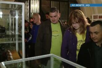 Noapte alba si cozi uriase in muzeele din Romania. La Iasi, cel mai important obiectiv a fost inchis