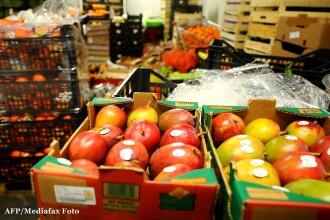 Peste 1.200 kg de cereale si peste 700 kg de legume, confiscate de politisti intr-o comuna din Cluj