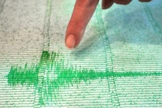 Cutremure la Galati si in Vrancea. Cel mai mare seism al zilei in Europa a avut loc insa in Grecia