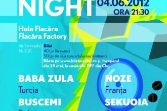 TIFF Music Night. Un spatiu neconventional si 5 nume mari din lumea muzicii electro