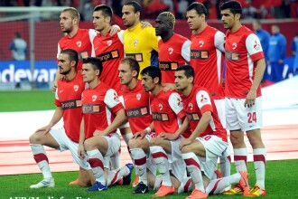 Dinamo a castigat Cupa Romaniei si s-a calificat direct in play-off-ul Europa League