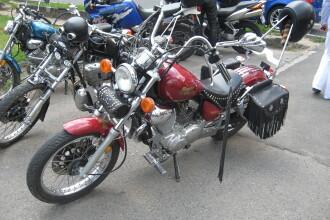 Bikerii din vestul tarii si-au ambalat motoarele pe strazile Aradului