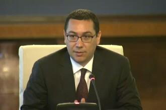 Victor Ponta: USL va depune mii de plangeri penale impotriva liderilor PDL centrali si locali