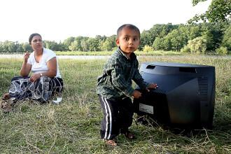 Milioane de romi traiesc in Europa
