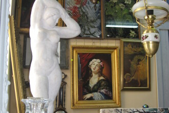 Criza loveste in arta. Pretul obiectelor de anticariat s-a prabusit si cu 40 la suta