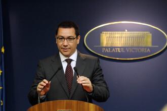Victor Ponta renunta la organizarea unui