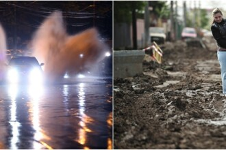 Balta Bucuresti. Cum cedeaza sistemul de canalizare al Capitalei, neschimbat de un secol
