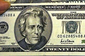 Cursul valutar creste si pe flancul dolarului. Referinta BNR atinge recordul istoric