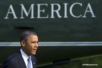 Obama: Pozitia SUA fata de situatia din Siria va fi revizuita daca au fost utilizate arme chimice