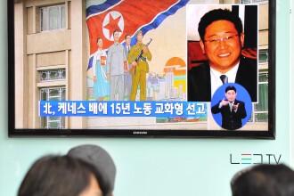Un american, condamnat la 15 ani de inchisoare in Coreea de Nord. SUA cer eliberarea sa imediata