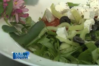 Alegeti o dieta sanatoasa primavara: puteti face o salata care sa contina si anumite tipuri de flori