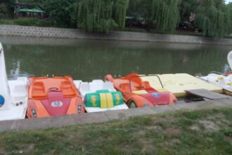 Cu taxiul pe apa sau cu balonul printre nori. Cum iti poti petrece timpul liber la Timisoara
