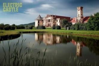 Cel mai mare festival de muzica electronica din Romania va avea loc la castelul Banffy.