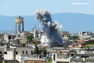 Oficial american: Armele chimice au fost utilizate de cel putin doua ori in conflictul sirian