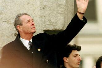 Retragerea Regelui Mihai, in presa internationala. Reuters: