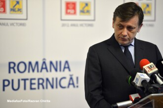 Antonescu: Propunerea lui Chiuariu privind mutarea sediului CC e personala, nu e asumata de PNL