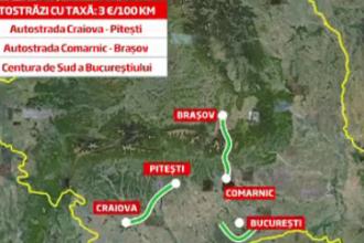 Noua taxa de autostrada impusa soferilor. Sova: Potrivit calculelor, vom plati 3 euro pe suta de km
