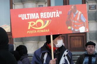 Eforturi disperate pentru a privatiza Posta Romana. 4.458 de salariati vor fi dati afara din iulie