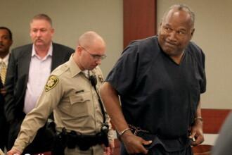 O.J. Simpson, condamnat la 33 de ani de inchisoare, a cerut se fie rejudecat: