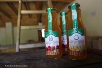 Sucul de mere al printilor. Pe mosia unui principe transilvanean, un print englez face suc ecologic
