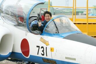 Gestul controversat al premierului japonez. De ce se considera oficialii sud-coreeni jigniti
