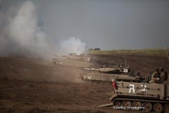 Mai multe rachete au fost lansate din Siria spre teritoriul Israelului