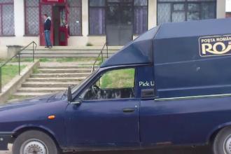 Detalii în cazul jafului asupra unei mașini a Poștei Române, în Balș. Cine a pus la cale totul