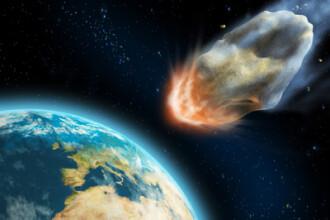 NASA a lansat un apel de mobilizare generala pentru depistarea asteroizilor care ameninta Terra