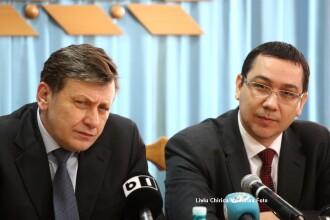 Antonescu: Cred ca premierul vrea tare proiectul de la Rosia Montana, dar nu asuma raspunderea