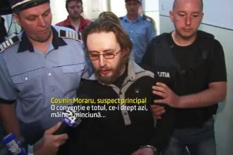Avocatul acuzat ca si-a ucis soacra a recitat din Eminescu in fata jurnalistilor