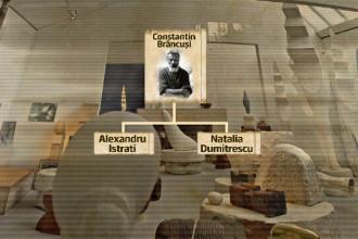 Mostenirea lui Brancusi, partea II. Nimic despre Brancusi pe site-urile insitutiilor locale. Directorul Directiei Judetene de Cultura: