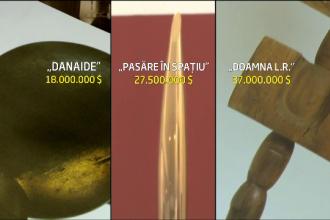 Mostenirea lui Brancusi, partea I. Datorita sculptorului, Romania a dat definitia