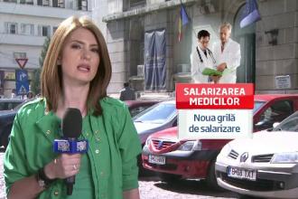 Noua grila de salarizare din spitale. Calculul care ar putea tripla veniturilor medicilor romani