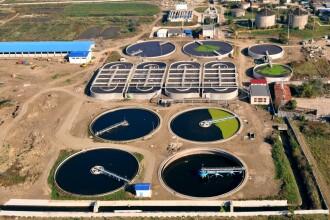 Autoritatile aradene vor sa scape de zece mii de tone de namol adunat din canalizare. Solutia gasita
