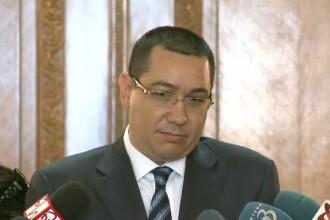 Ponta a fost invitat la Chisinau, pe 27 august, pentru inceperea gazoductului Iasi - Ungheni