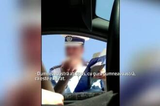 Suspiciune grava privind radarele din Romania. Marturia facuta de un politist unei soferite. VIDEO