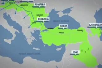 Gazoductul Nabucco a primit unda verde. Cand am putea obtine independenta energetica fata de Rusia