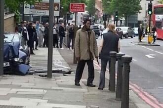 O femeie l-a sfidat pe unul din ucigasii militarului din Londra:
