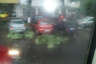 Enel: 45 de localitati din Ilfov si Giurgiu, fara curent electric, din cauza furtunii
