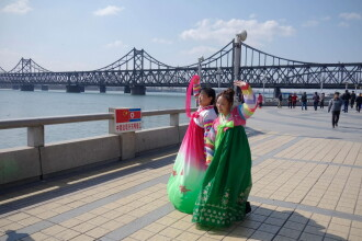 Coreea de Nord deschide inca un oras turistilor occidentali. O calatorie de o zi costa 150 euro