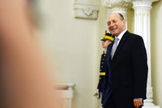 Replica lui Traian Basescu intrebat daca ia in considerare cererea de gratiere a lui Gigi Becali
