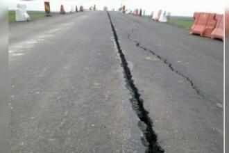 Cum a ajuns autostrada Arad - Timisoara sa aiba nevoie de reasfaltare, la doi ani de la deschidere