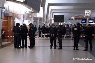 Barbat arestat in cazul militarului injunghiat in Franta, posibil sustinator al