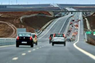 Sase indivizi au furat mai multe plase de protectie si balustrade de pe Autostrada Transilvania