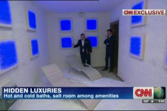Reportaj CNN. Cum se rasfatau angajatii Ministerului de Finante din Kiev pe banii publici: de la ringul de box la crio-sauna