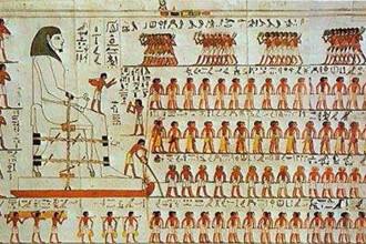 STUDIU. Modul ingenios in care egiptenii au transportat blocurile din care au construit piramidele, descoperit de olandezi